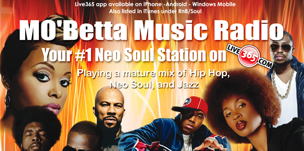 Your #1 Neo Soul Station